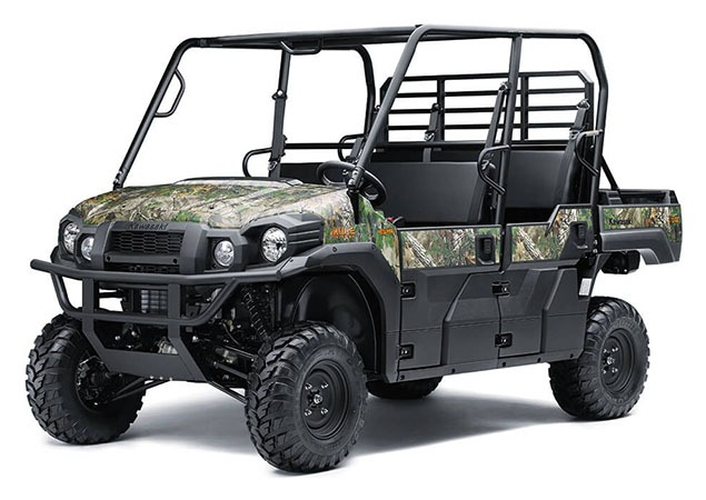 2020 Kawasaki Mule PRO-FXT EPS Camo in Evanston, Wyoming - Photo 3