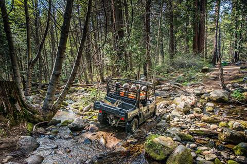 2020 Kawasaki Mule PRO-FXT EPS Camo in Woodstock, Illinois - Photo 5