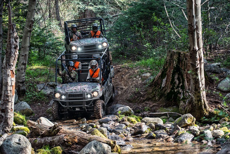 2020 Kawasaki Mule PRO-FXT EPS Camo in Jamestown, New York - Photo 6