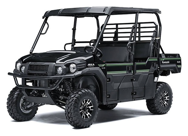 2020 Kawasaki Mule PRO-FXT EPS LE in Kirksville, Missouri - Photo 4