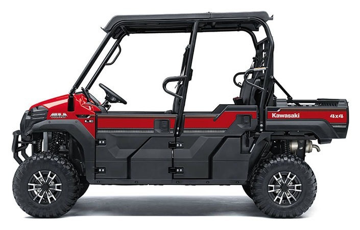 2020 Kawasaki Mule PRO-FXT EPS LE in Iowa City, Iowa - Photo 2