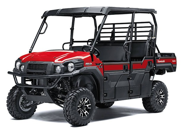 2020 Kawasaki Mule PRO-FXT EPS LE in Iowa City, Iowa - Photo 3
