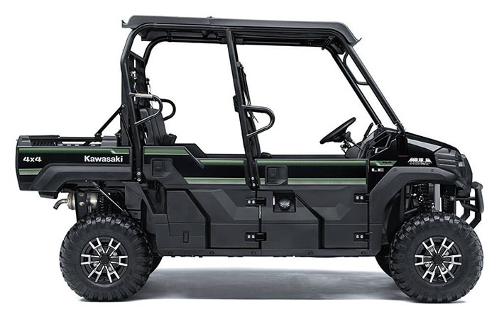 2020 Kawasaki Mule PRO-FXT EPS LE in Logan, Utah - Photo 1