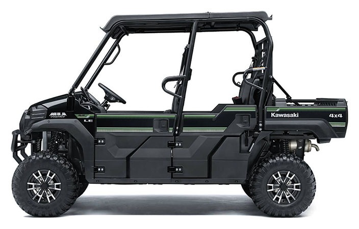 2020 Kawasaki Mule PRO-FXT EPS LE in Dimondale, Michigan - Photo 2