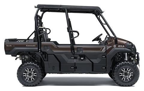 2020 Kawasaki Mule PRO-FXT Ranch Edition in Dimondale, Michigan