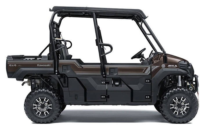 2020 Kawasaki Mule PRO-FXT Ranch Edition in Wichita Falls, Texas - Photo 4