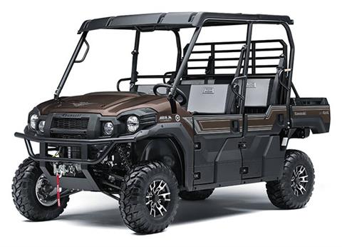 2020 Kawasaki Mule PRO-FXT Ranch Edition in Mount Pleasant, Michigan - Photo 3
