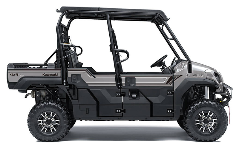2020 Kawasaki Mule PRO-FXT Ranch Edition in Ukiah, California - Photo 1