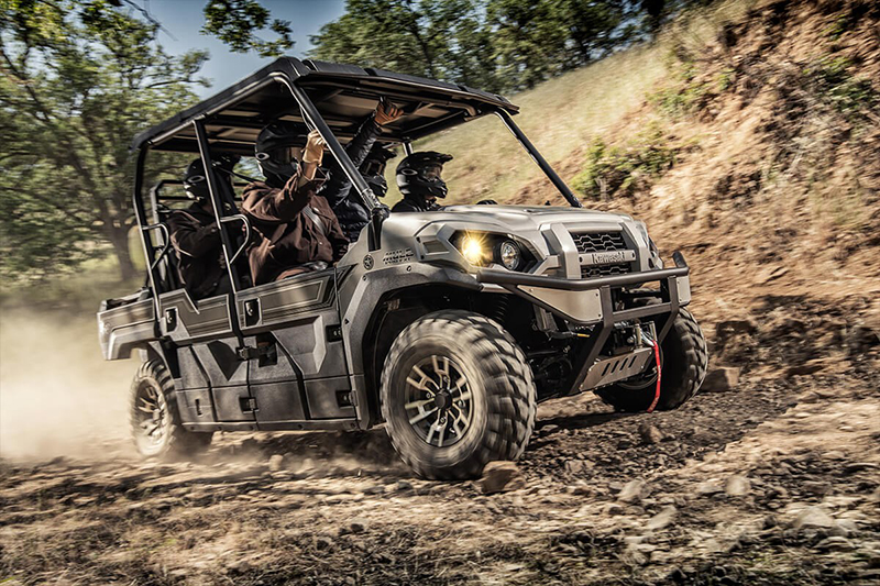 2020 Kawasaki Mule PRO-FXT Ranch Edition in North Reading, Massachusetts - Photo 9