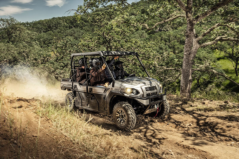 2020 Kawasaki Mule PRO-FXT Ranch Edition in Woodstock, Illinois - Photo 10