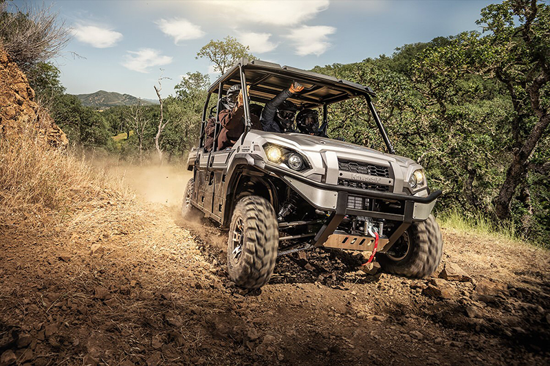 2020 Kawasaki Mule PRO-FXT Ranch Edition in Belvidere, Illinois - Photo 11