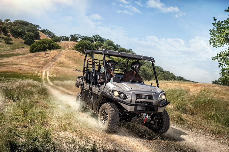 2020 Kawasaki Mule PRO-FXT Ranch Edition in North Reading, Massachusetts - Photo 13