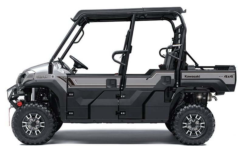 2020 Kawasaki Mule PRO-FXT Ranch Edition in Ashland, Kentucky - Photo 2