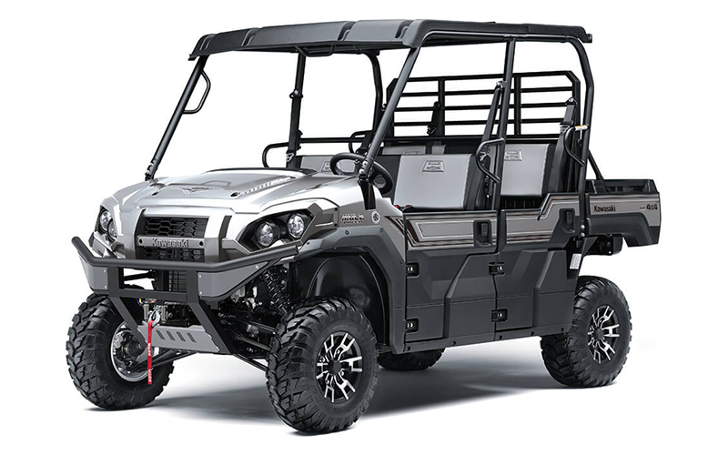 2020 Kawasaki Mule PRO-FXT Ranch Edition in Woodstock, Illinois - Photo 3