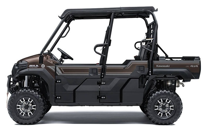 2020 Kawasaki Mule PRO-FXT Ranch Edition in Huron, Ohio - Photo 2
