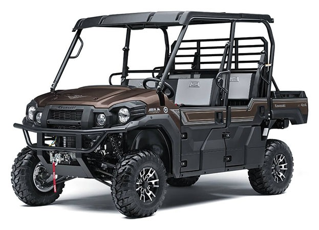 2020 Kawasaki Mule PRO-FXT Ranch Edition in Howell, Michigan - Photo 3