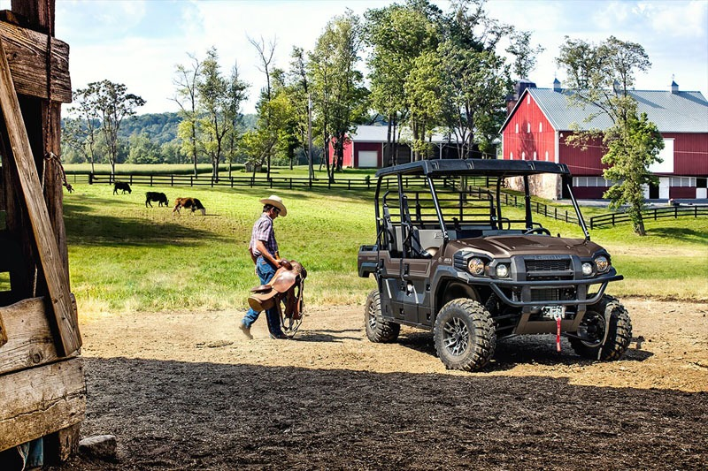 2020 Kawasaki Mule PRO-FXT Ranch Edition in Galeton, Pennsylvania - Photo 5