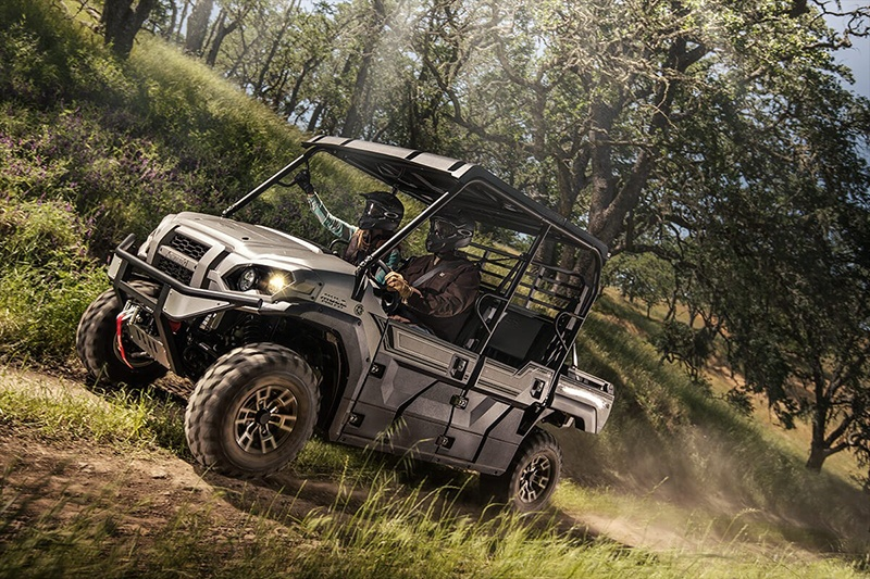 2020 Kawasaki Mule PRO-FXT Ranch Edition in Howell, Michigan - Photo 12