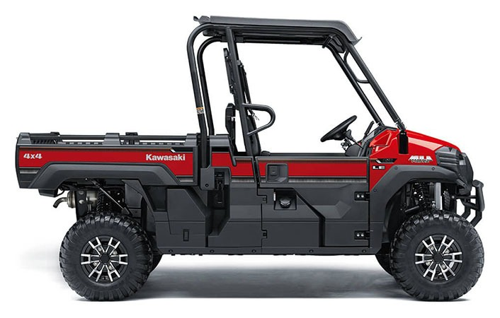 2020 Kawasaki Mule PRO-FX EPS LE in Fairview, Utah - Photo 1