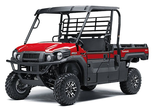 2020 Kawasaki Mule PRO-FX EPS LE in Woodstock, Illinois - Photo 3