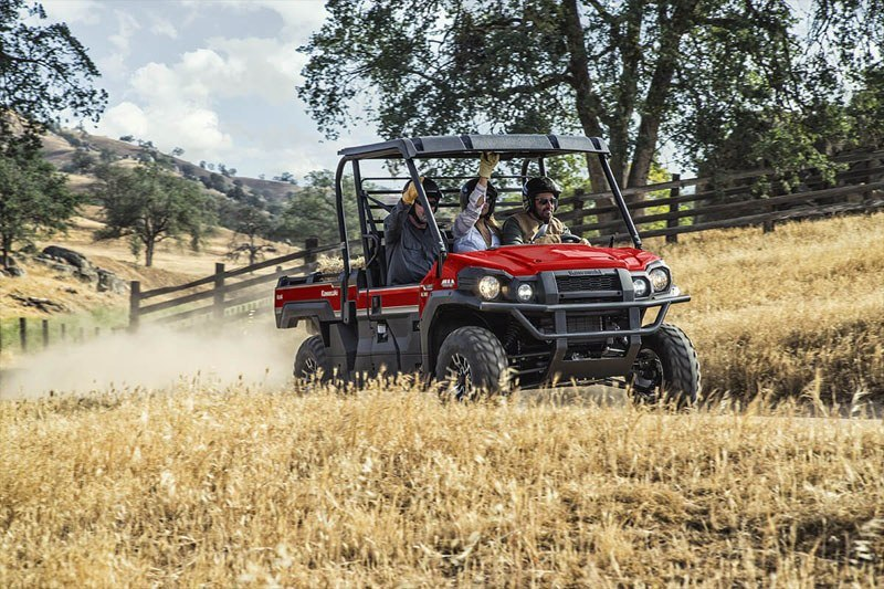 2020 Kawasaki Mule PRO-FX EPS LE in Woodstock, Illinois - Photo 4