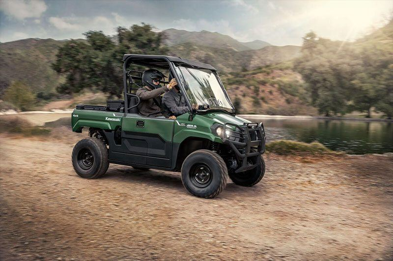 2020 Kawasaki Mule PRO-MX EPS in La Marque, Texas - Photo 8