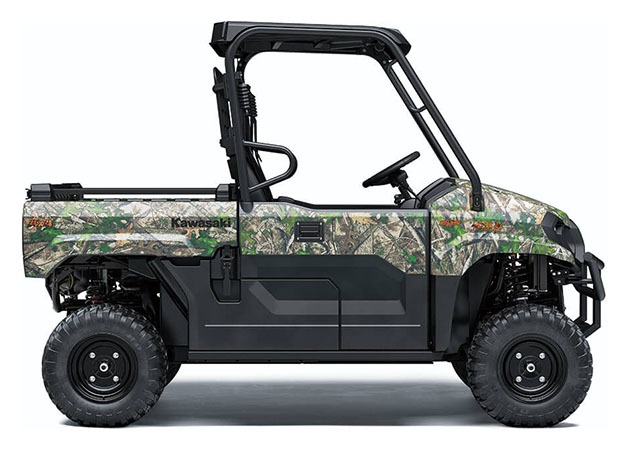 2020 Kawasaki Mule PRO-MX EPS Camo in Asheville, North Carolina - Photo 1