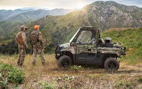 2020 Kawasaki Mule PRO-MX EPS Camo in South Paris, Maine - Photo 5