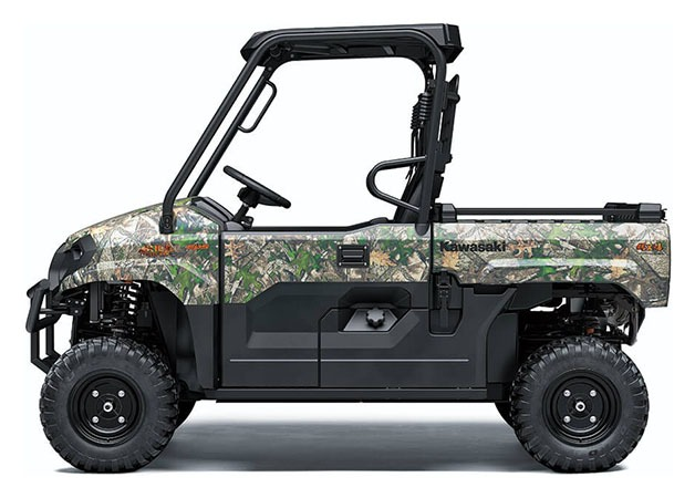 2020 Kawasaki Mule PRO-MX EPS Camo in Kailua Kona, Hawaii - Photo 2
