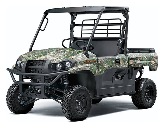 2020 Kawasaki Mule PRO-MX EPS Camo in Wasilla, Alaska - Photo 3