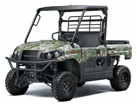 2020 Kawasaki Mule PRO-MX EPS Camo in Claysville, Pennsylvania - Photo 3