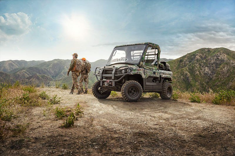 2020 Kawasaki Mule PRO-MX EPS Camo in Lebanon, Maine - Photo 4
