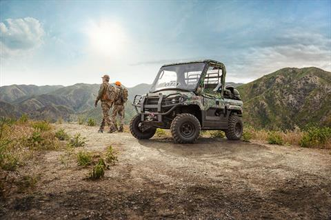 2020 Kawasaki Mule PRO-MX EPS Camo in Redding, California - Photo 4