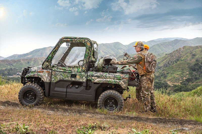 2020 Kawasaki Mule PRO-MX EPS Camo in Greenville, North Carolina
