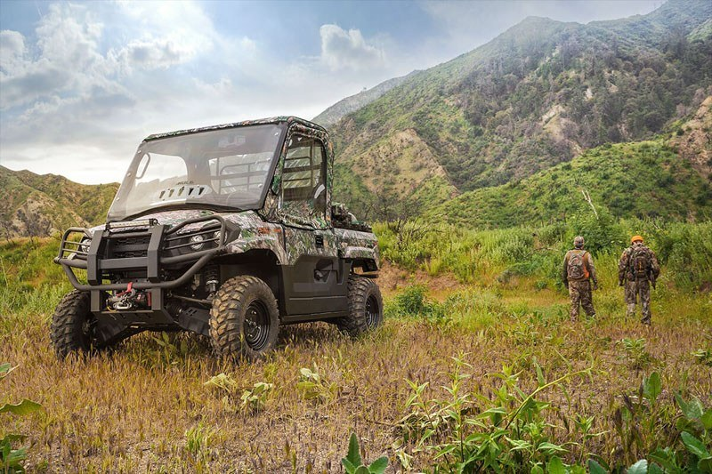 2020 Kawasaki Mule PRO-MX EPS Camo in Kailua Kona, Hawaii - Photo 7