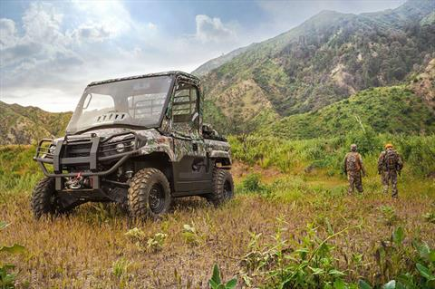 2020 Kawasaki Mule PRO-MX EPS Camo in Lebanon, Maine - Photo 7