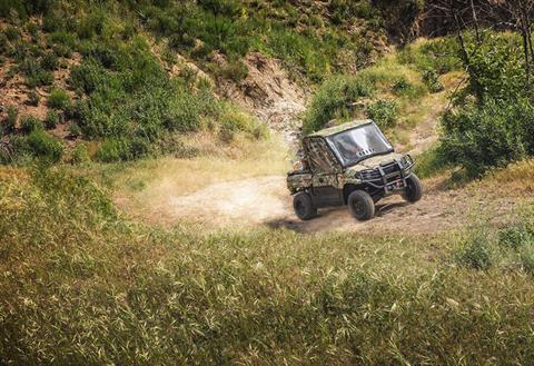 2020 Kawasaki Mule PRO-MX EPS Camo in Salinas, California - Photo 8