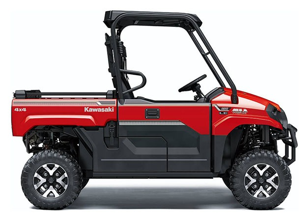 2020 Kawasaki Mule PRO-MX EPS LE in Woodstock, Illinois - Photo 1