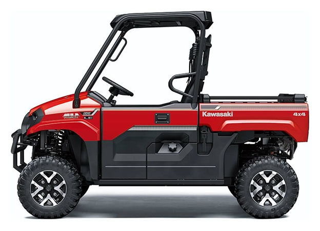 2020 Kawasaki Mule PRO-MX EPS LE in Brilliant, Ohio - Photo 2