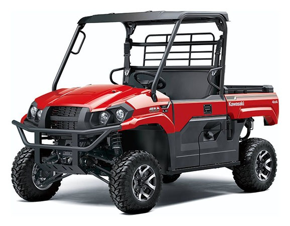 2020 Kawasaki Mule PRO-MX EPS LE in San Francisco, California - Photo 3