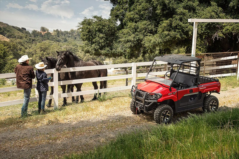 2020 Kawasaki Mule PRO-MX EPS LE in Sacramento, California - Photo 5