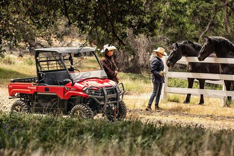 2020 Kawasaki Mule PRO-MX EPS LE in Sacramento, California - Photo 7