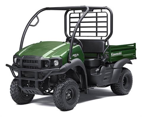 2020 Kawasaki Mule SX in Albemarle, North Carolina - Photo 3