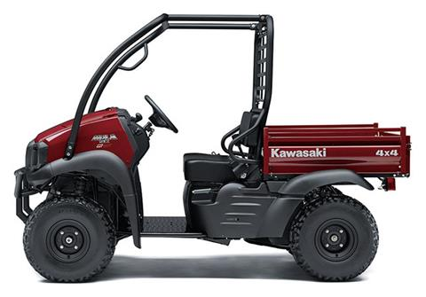 2020 Kawasaki Mule SX 4x4 FI in Chanute, Kansas - Photo 2