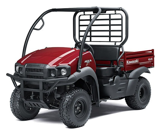 2020 Kawasaki Mule SX 4x4 FI in O Fallon, Illinois - Photo 3