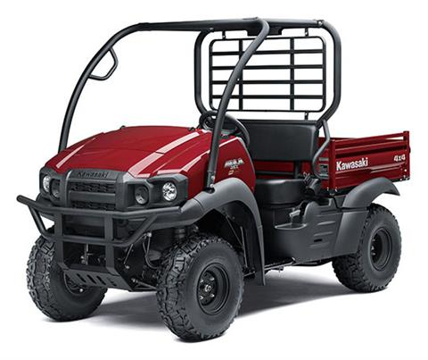 2020 Kawasaki Mule SX 4x4 FI in Freeport, Illinois - Photo 3