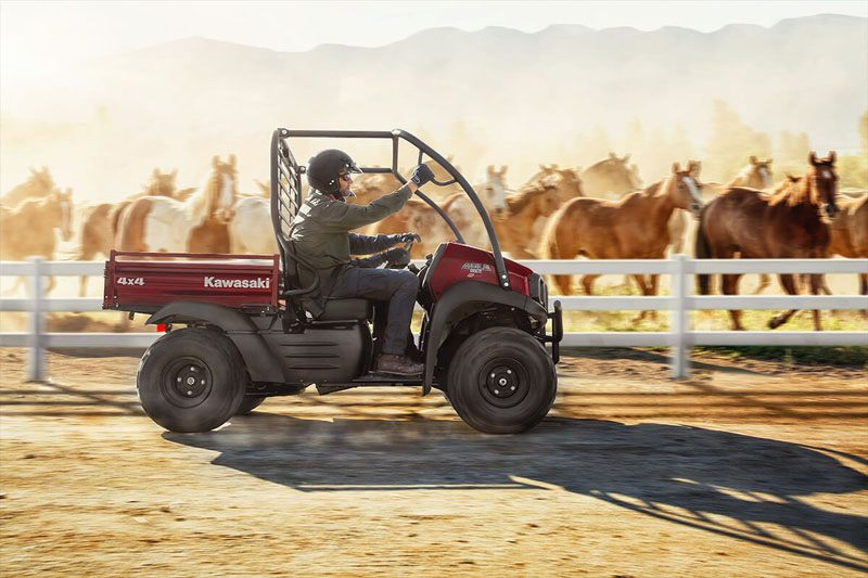 2020 Kawasaki Mule SX 4x4 FI in Clearwater, Florida - Photo 4