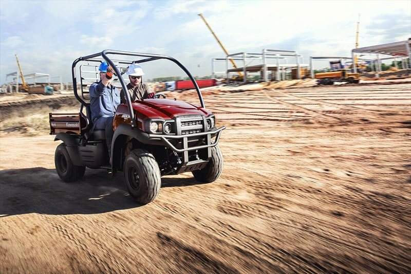2020 Kawasaki Mule SX 4x4 FI in Fort Pierce, Florida - Photo 5