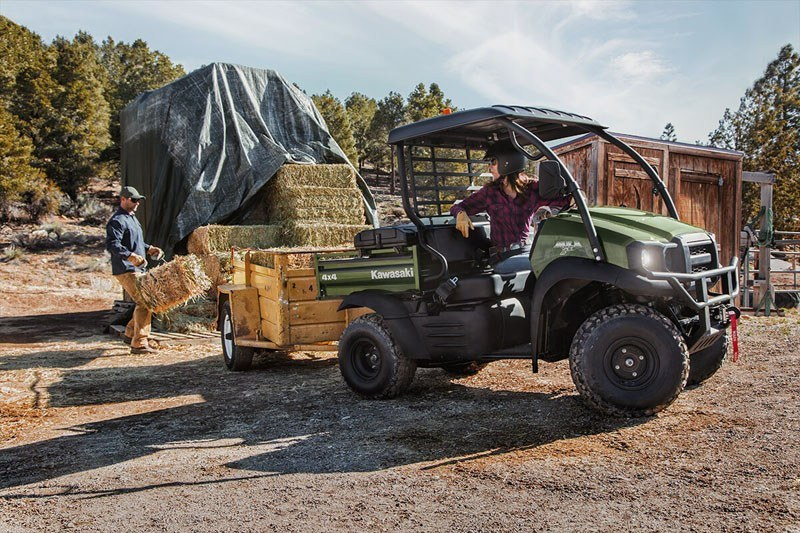 2020 Kawasaki Mule SX 4x4 FI in North Reading, Massachusetts - Photo 6