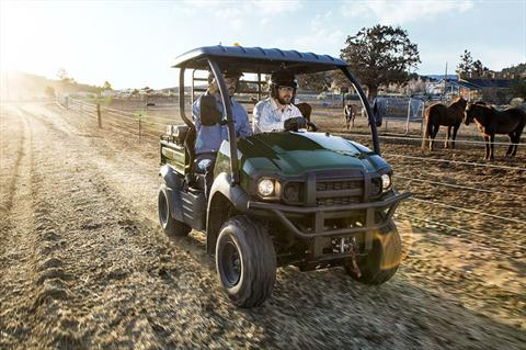 2020 Kawasaki Mule SX 4x4 FI in Fort Pierce, Florida - Photo 8